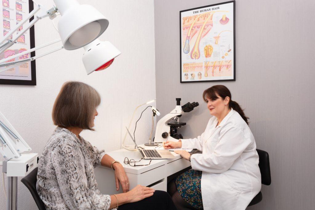 Katrina Horman - Trichology Treatments Consultation